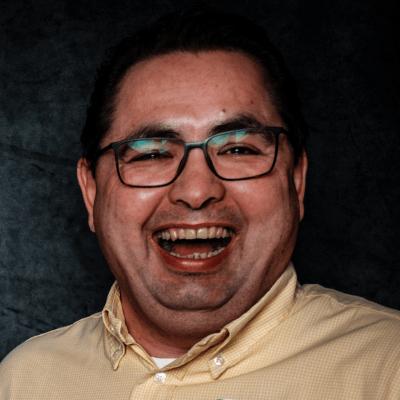 Robert van der Vlugt, consultant van Netwerk Nederland